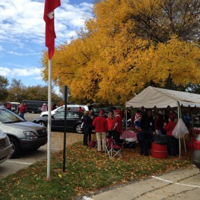 twentysomething Tailgating: Indiana University