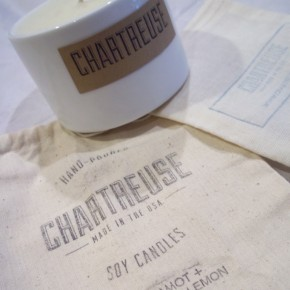 Review: Chartreuse Soy Candles